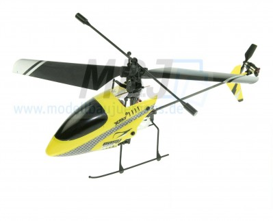 Microhelicopter